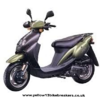 SYM JUNGLE 50cc